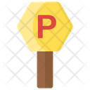 Parking Parking Area Parking Lot Icon