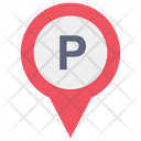 Area Location Pin Icon