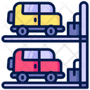 Parking Car Area Parking Car Icon