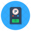 Parking Fee Icon