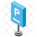 Parking Guide Icon