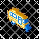 Trailer Mobile House Icon