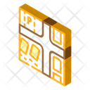 Mobile Home Parking Icon