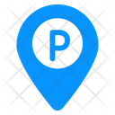 Parking Location Icon