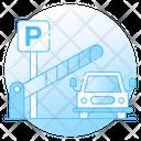 Parking Location Icon
