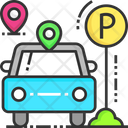 Parking Location Car Parking Parking Icon