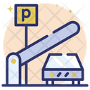 Parking Lot Icon