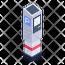 Parking Ticket Machine Parking Machine Parking Meter Icon