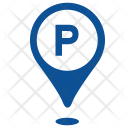 Parking Location Place Icon