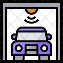 Parking Sensor Sensor Connectivity Icon
