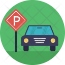 Parking Sign Road Icon
