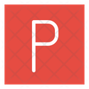Parking Sign Parking Area Parking Icon
