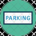Park Car Parking Parking Information Icon