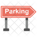 Parking Signage Sign Icon