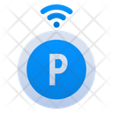 Parking Technology Icon