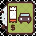 Parking Ticket Icon