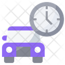 Parking Time Icon