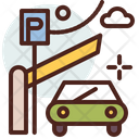 Parking Toll Toll Parking Garage Icon