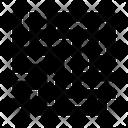 Parquet Floor Flooring Icon