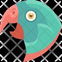Parrot Voice Human Icon
