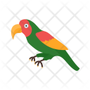 Parrot Animal Wildlife Icon