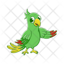Parrot Bird Animal Icon