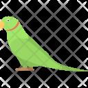 Parrot Yellow Beak Icon