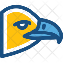 Parrot Bird Head Icon