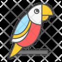Parrot Bird Pet Icon