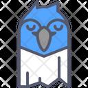 Parrot Calm Icon