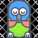 Parrot-sleep Icon