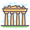 Parthenon Athens Icon