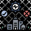Partial Lockdown Permit Icon