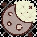 Partial Moon Icon