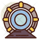 Particle Accelerator Particle Accelerator Icon