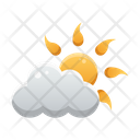 Cloudy Weather Sky Icon