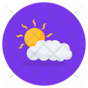 Weather Cloudy Day Weather Forecast Icon