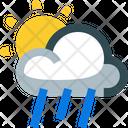 Partly Rainy Icon