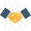 Partner Business Deal Icon