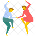 Partner Dance Icon