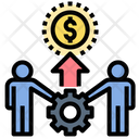 Profitability Productivity Partner Icon