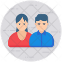 Couple Spouse Dating Icon