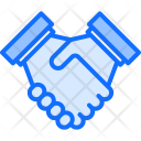Partnership Hand Shake Icon
