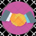 Partnership Partners Handshake Icon