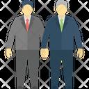 Collaboration Company Corporate Business Icon