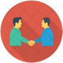 Meeting Conference Deal Icon