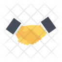 Partnership Deal Commitment Icon