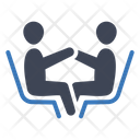 Business Partnership Deal Icon
