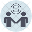 Business Partner Deal Icon