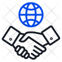 Partnership Agreement Deal Icon